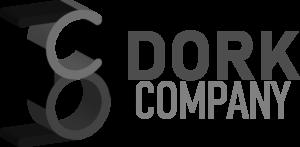 Dork Company Logo with Text Small
